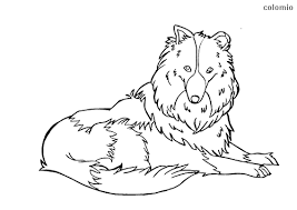 'd' is for dog coloring page Dogs Coloring Pages Free Printable Dog Coloring Sheets
