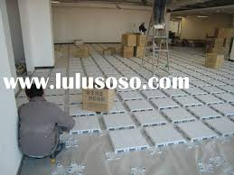 ABS Plastic raised floor / Net floor / raised floor pedestal