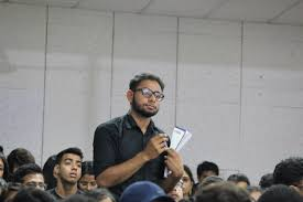 the discussion started with mr yadav s elaborated views on the legal aspects of ual harassment at workplaces by mentioning about changes in the