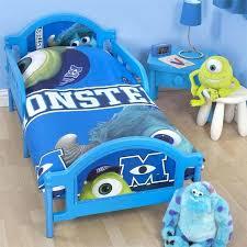 monster inc bedding set monsters inc university junior toddler bed new monster high twin bedding set