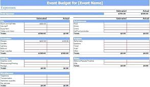 Personal Monthly Budget Spreadsheet 15 Personal Monthly Budget Template Proposal Review