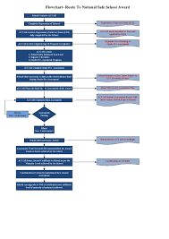 Flow Chart Route To Nss Award National Safe School
