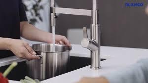 blanco kitchen mixer taps