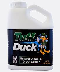 tuff duck granite grout and marble sealer 22 oz stone tile