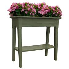 resin planter boxes. Delighful Boxes Sage Deluxe Resin Garden Planter To Boxes I