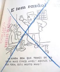 """Résultat de recherche d'images pour """"comissão de  censura  portugal"""""""