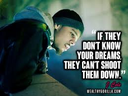 40 Inspirational J Cole Quotes Lyrics Wealthy Gorilla Unique J Cole Song Quotes