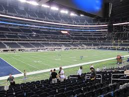 Kenny Chesney Seating Chart Cowboy Stadium At T Stadium View From Hall Of Fame 143 Vivid Seats