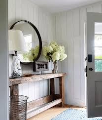 9 entryway table ideas that are