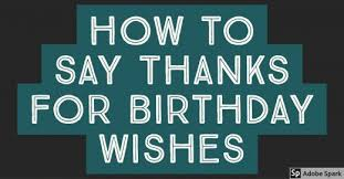Beautiful Thank You Quotes For Birthday Wishes Best of Thank You Notes For Birthday Wishes Holidappy