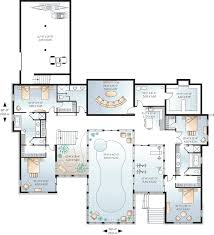 RES4  Resolution 4 Architecture  Connecticut Pool HousePool House Floor Plans