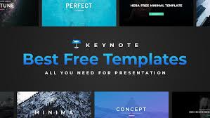 Free Templates 20 Best Free Keynote Templates Of 2019 Graphicbulb