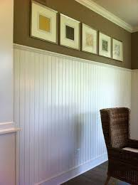 Tall Wainscoting tall beadboard dining room wainscoting stylish dining room 1654 by xevi.us