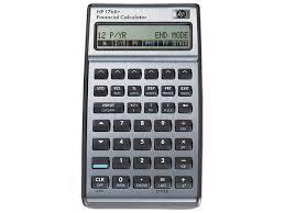 Financial Calculator Hp Calculators