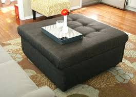 convert coffee table to ottoman turn an old coffee table into a storage ottoman 20 diy