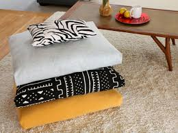 floor cushions. How To Make \ Floor Cushions S