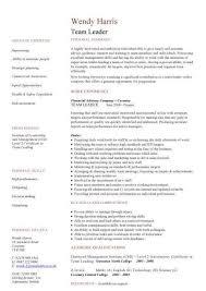 cover letter sample for team leader position team leader cover letter sample