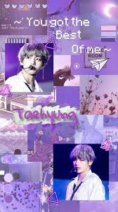 bts#wallpaper#army#v#aesthetic#kpop ...