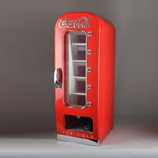 Koolatron Vending Machine Extraordinary Coca Cola Koolatron Ten Can Retro Vending Fridge EBTH