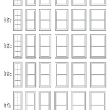 Double Hung Window Sizes Chart Watchmyhouse Info