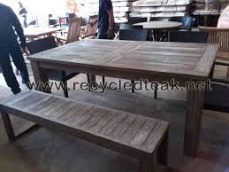 reclaimed wood patio furniture modern outdoor table elegant inside 13 ecopoliticalecon com reclaimed boat wood patio furniture reclaimed wood patio