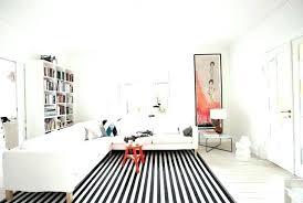 black and white striped rugs ikea striped rug black and white striped rug blue white striped