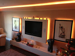 Lighting For Living Rooms Led Tape Is A Great Way To Add A Dramatic Personal Touch To Wow
