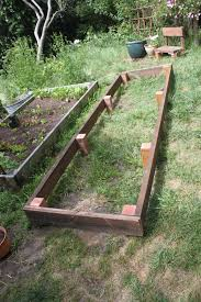 recycle wood for diy raised garden planter boxes ideas in