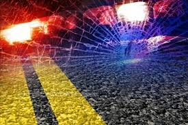 Two critical after log truck's load hits car - ABC 36 News