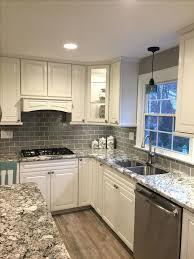kitchen backsplash glass tile blue. Kitchen Backsplash Glass Tiles For Unusual Design Ideas Subway Tile Blue Black Cream