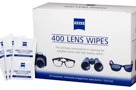 13% off <b>Zeiss Pre-Moistened Lens Cleaning</b> Wipes - Deal Alert | CIO