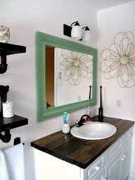 bathroom diy ideas. Perfect Bathroom Rustic Top  7 Chic DIY Bathroom Vanity Ideas For Her Intended Diy