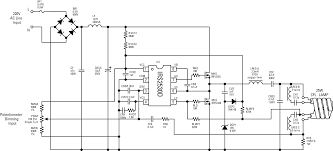 ic fluorescent dimming considerations electronic products irs2530d dimming mini ballast circuit schematic