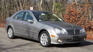 2006 Mercedes Benz C280 4Matic For Sale~4wd AWD~V6~Navigation~Moon ...