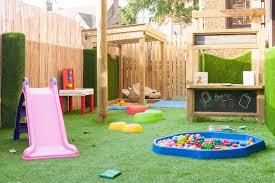 Baby Play Area Angels Nursery Facilities