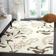 brown 5x7 area rug elegant cream dark brown area rug 5 3 throughout plan brown 5x7 area rug