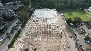 Construcción de Fase III de Hospital El Salvador se prolongó por rediseños  para ser edificio permanente - Radio Cadena YSKL 104.1 FM