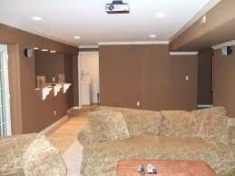 lighting ideas ceiling basement media room. Finished Small Basement Ideas In Classic Media Room Remodel 9 Lighting Ceiling