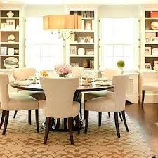 round dining tables for 6 creative of round dining room sets for 6 with round dining