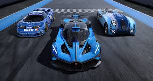 The kind of the bugatti 2020 model is designed for the people who like the vivid sense from a car. The New Bugatti Bolide Is A Two Fingered Salute To The Electric Car Classic Driver Magazine