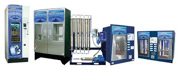 Water Vending Machines Locations Interesting Home Coster Engineering