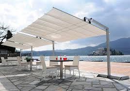 12 rectangular offset patio umbrella
