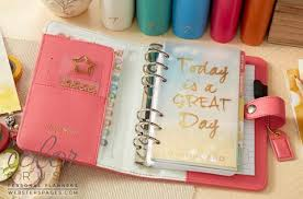 Personal Planner Kit Light Pink Websters Pages Color Crush Free