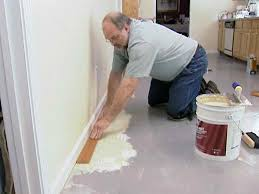 how to install laminate flooring over concrete how to install hardwood floors on concrete slab with test
