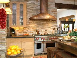 Kitchen With Stone Backsplash Mosaic Backsplashes Pictures Ideas Tips From Hgtv Hgtv