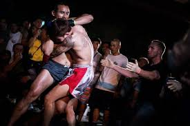 photo essay fight club thailand rough fight club thailand