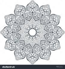 Small Picture Mandalas Coloring Book For Everyone Coloring Coloring Pages