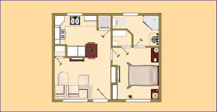 3 500 square foot house plan and small house plans under 500 sq ft 3d