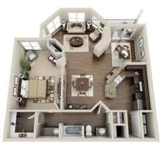 40 stylish studio apartment floor plans
