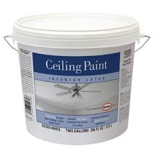 white ceiling paintGlidden Color Changing Ceiling Paint  About ceiling tile